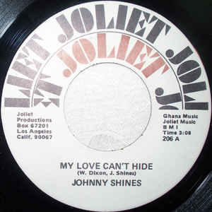 My Love Can't Hide / Skull And Crossbones Blues-0