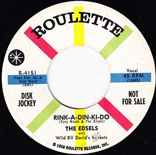 Rink-A-Din-Ki-Do / Do You Love Me-0