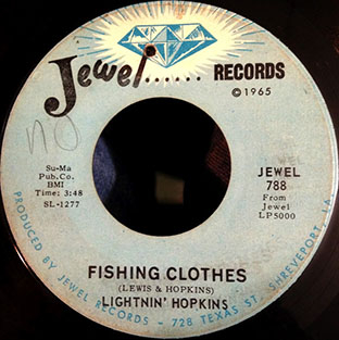 Back Door Friend / Fishing Clothes-0