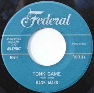 Tonk Game / The Push-0