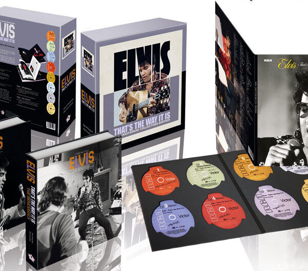 That's The Way It Is (50th Anniversary Edition) 8CD + 2xBOOK-0