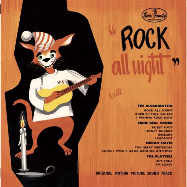 Rock All Night - Soundtrack-0