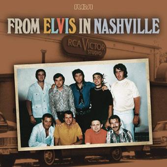 From Elvis In Nashville 2LP-0
