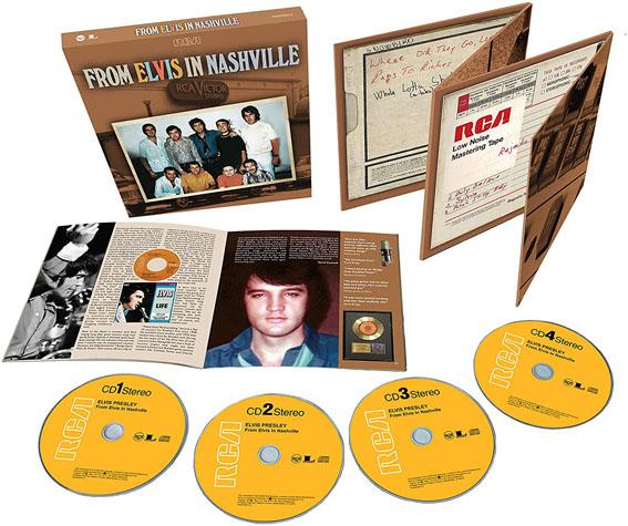 From Elvis in Nashville 4CD Boxset-0