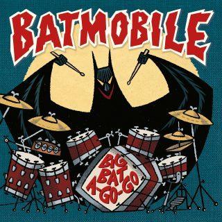 Big Bat A-Go-Go / Hammering (RSD)-0