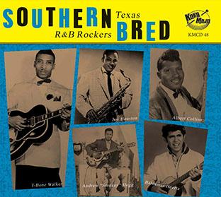 Southern Bred – Texas R&B Rockers Vol. 10-0