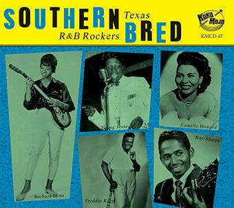 Southern Bred – Texas R&B Rockers Vol. 9-0