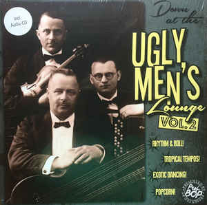 "Down At The Ugly Men's Lounge Vol. 2 (10""LP + CD)-0"