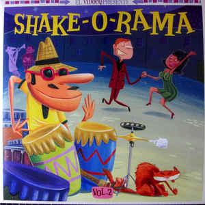 Shake-O-Rama Vol. 2 LP + CD-0