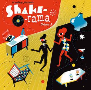 Shake-O-Rama Vol. 3 LP + CD-0
