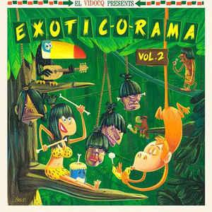 Exotic-O-Rama Vol. 2 LP + CD-0