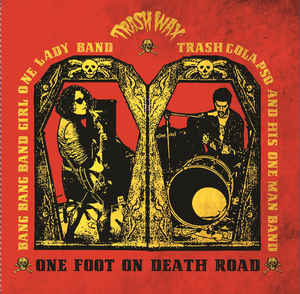 One Foot On Death Road (Yellow)-0