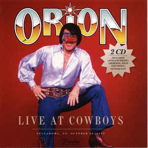 Live At Cowboys (2CD)-0