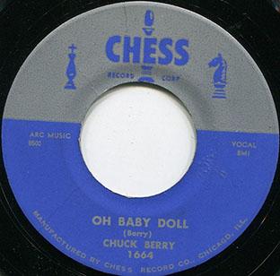 Oh Baby Doll / Lajaunda (Espanol)-0