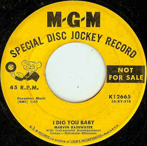 I Dig You Baby / Moanin' The Blues-0
