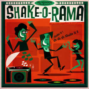 Shake-O-Rama LP + CD-0