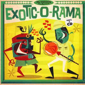 Exotic-O-Rama LP + CD-0