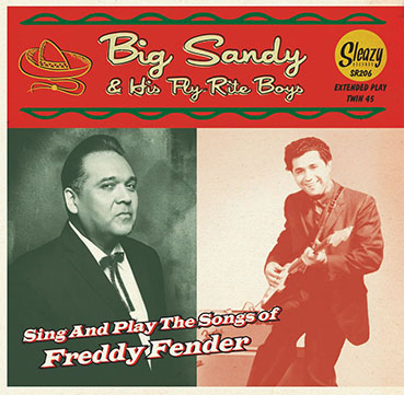 "Sings And Play The Songs of Freddy Fender 2 x 7"" Single-0"