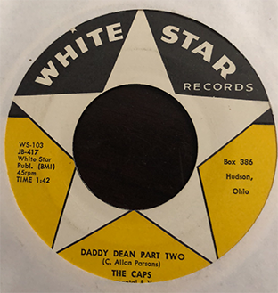 The Red Headed Flea / Daddy Dean-0