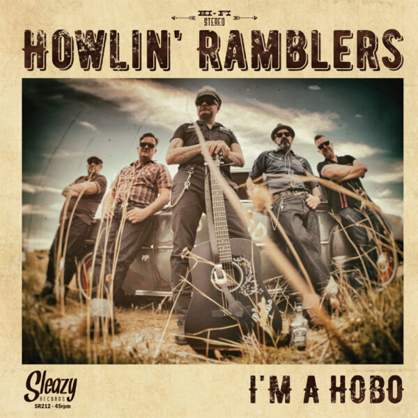 I'm Hobo EP-0