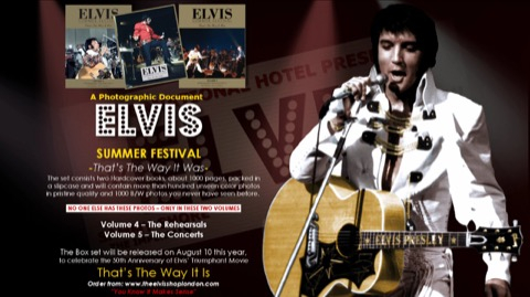 """Summer Festival - That`s The Way It Is - Vol. 4 & 5 - """"2 Hardback Books """"-0"""