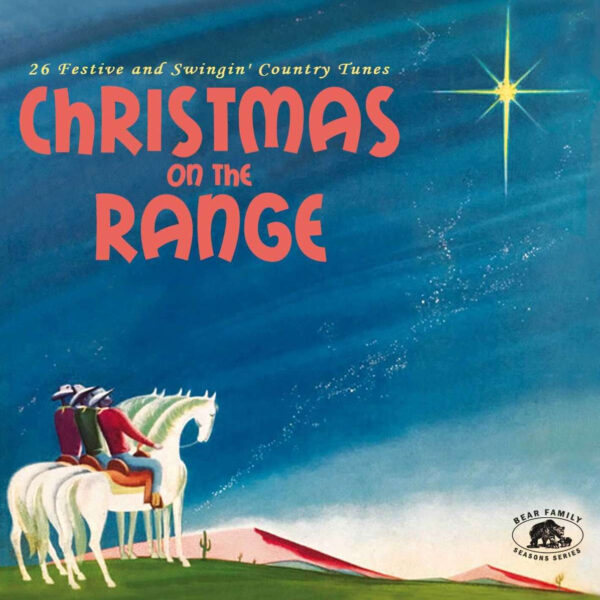 Christmas On The Range - 26 Festive and Swingin' Country Tunes-0