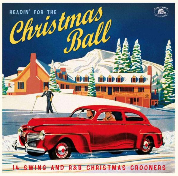 Headin' For The Christmas Ball (Ltd, Red)-0