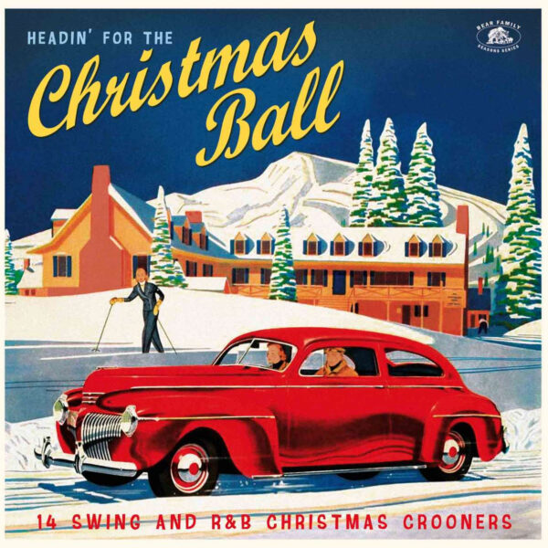 Headin' For The Christmas Ball (Ltd, Red)-0