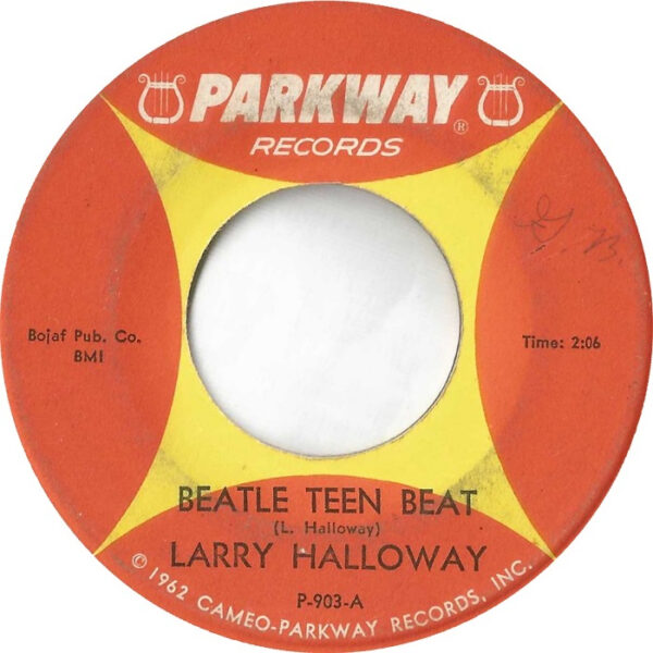 Beatle Teen Beat / Going Up-0