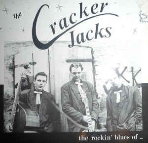 """The Rockin' Blues Of...12""""EP-0"""