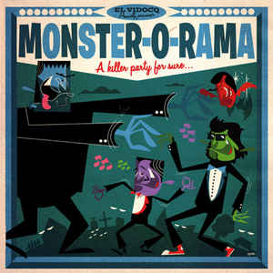 Monster-O-Rama LP + CD-0
