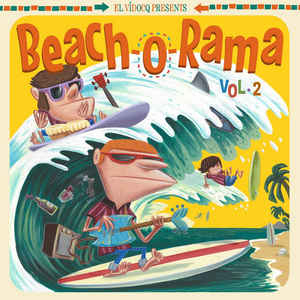 Beach-O-Rama Vol. 2 LP + CD-0
