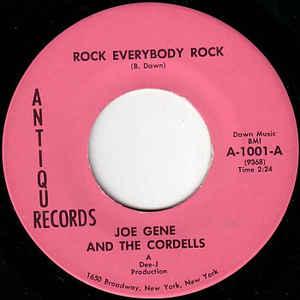 Rock Everybody Rock / Little Rome-0