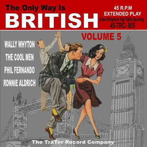 The Only Way Is British Vol 5 EP-0
