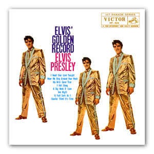 Elvis' Golden Record (Pink)-0