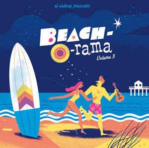 Beach-O-Rama Vol. 3 LP + CD-0