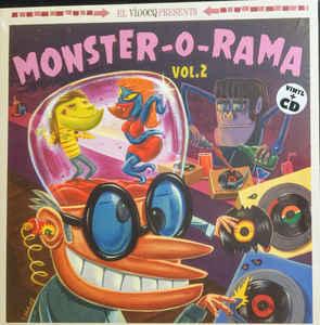 Monster-O-Rama Vol. 2 LP + CD-0