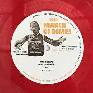 """1951 March Of Dimes 10""""EP (RSD 2020)-73519"""