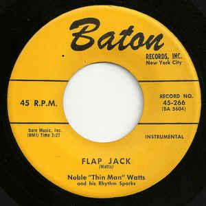 Flap Jack / Hot Tamales-0