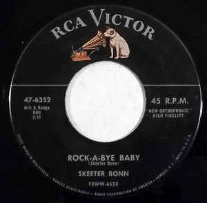 Rock-A-Bye Baby / There's No Use Now-0
