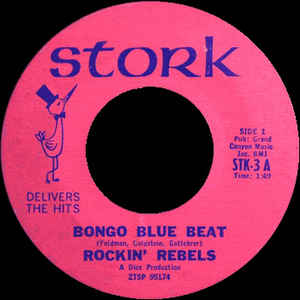 Bongo Blue Beat / Burn Baby Burn-0