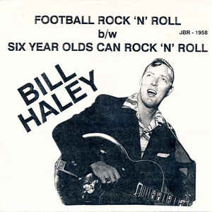 Football Rock And Roll / Six Year Old's Can Rock And Roll-0
