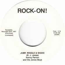 Jump, Wiggle & Shake / Red Man Rock-0