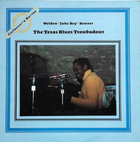 The Texas Blues Troubadour - Texas Blues Collector's Series -0