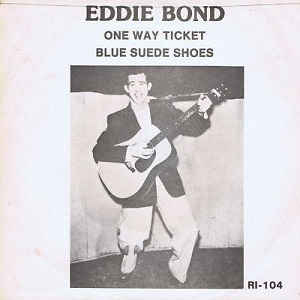 One Way Ticket / Blue Suede Shoes (red)-0