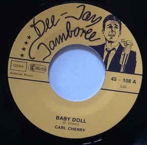 Baby Doll / The Itch-0