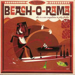 Beach-O-Rama LP + CD-0