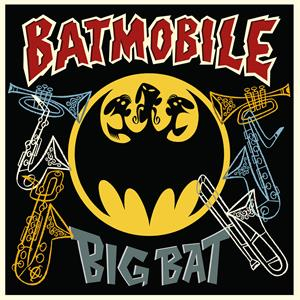 Big Bat (Ltd, Yellow,Numbered)-0