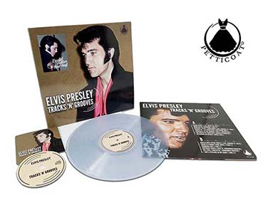 Tracks 'n' Grooves LP + CD (Clear)-0