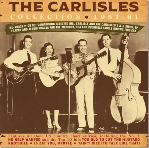 The Carlisles Collection 1951-61 (2CD)-0